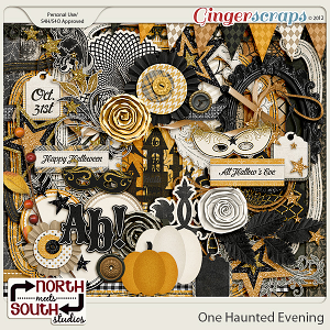 One Haunted Evening by North Meets South Studios