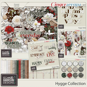 Hygge Collection by Aimee Harrison