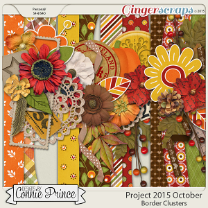 Project 2015 October - Border Clusters