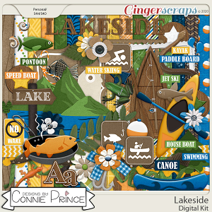 Lakeside - Kit by Connie Prince