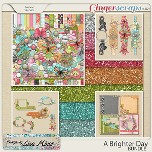A Brighter Day BUNDLE from Designs by Lisa Minor