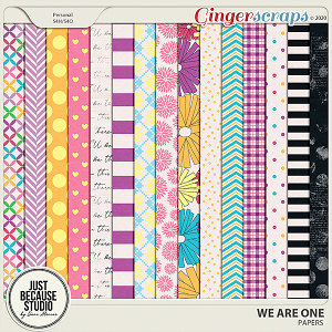 We Are One Papers by JB Studio