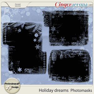 Holiday dreams Photomasks