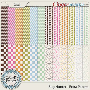 Bug Hunter - Extra Papers