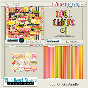 Cool Chicks Collab Bundle
