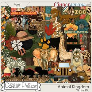 Animal Kingdom - Kit by Connie Prince