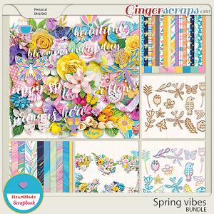 Spring vibes - bundle