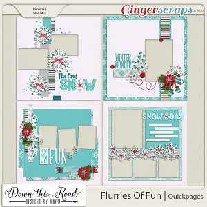 Flurries Of Fun | Quickpages