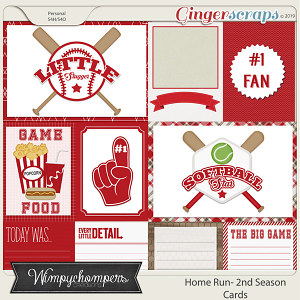 Home Run- Second Season Red Cards