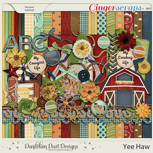 Yee Haw By Dandelion Dust Designs