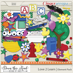 Love 2 Learn | Element Pack