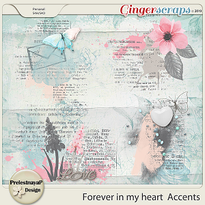 Forever in my heart Accents