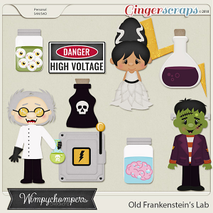 Old Frankensteins Lab