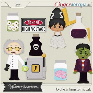 Old Frankensteins Lab
