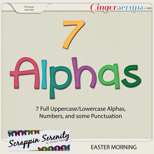 Easter Morning Alpha