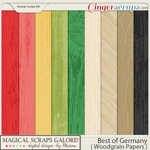 Best of Germany (bonus papers)