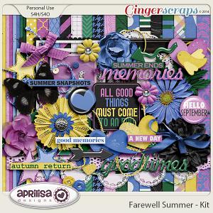 Farewell Summer - Kit