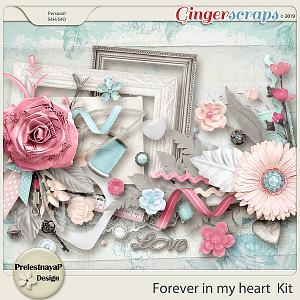 Forever in my heart Kit