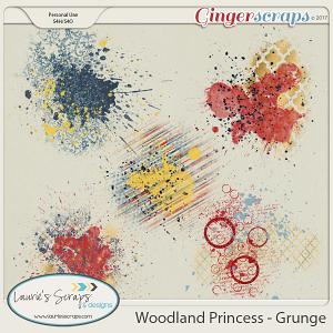 Woodland Princess Grunge