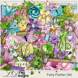 Fairy Flutter by LDragDesigns