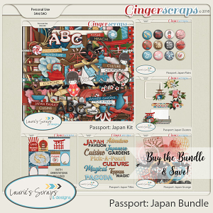 Passport: Japan Bundle