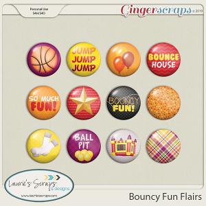 Bouncy Fun Flairs