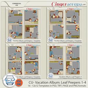 CU - 2021 DSD Grab Bag #1 by Miss Fish - VA Leaf Peepers 1-4