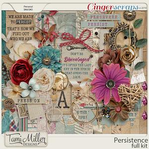 Persistence Full Kit by Tami Miller Designs