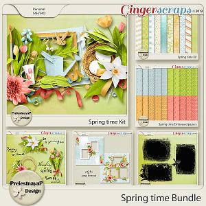 Spring time  Bundle