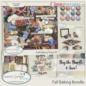 Fall Baking Bundle