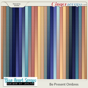 Be Present Ombre Paper Pack