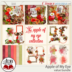 Apple of My Eye Bundle by ADB Designs