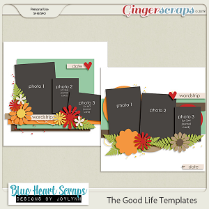 The Good Life Templates