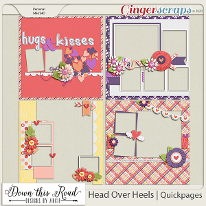 Head Over Heels | Quick Pages