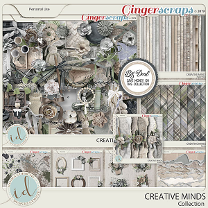 Creative Minds Collection by Ilonka's Designs