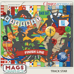 Track Star KIT by MagsGraphics