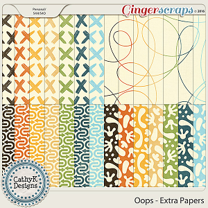 Oops - Extra Papers