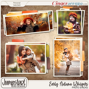 Early Autumn Whispers {Photo Stacks}