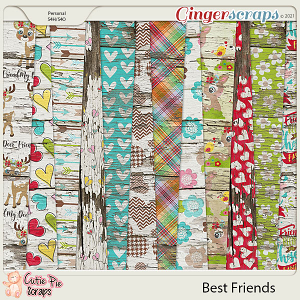 Best Friends Wood Papers