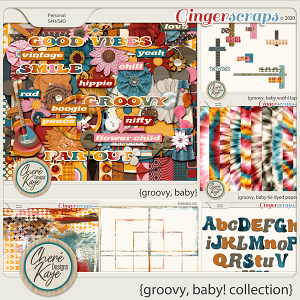 Groovy Baby Collection by Chere Kaye Designs