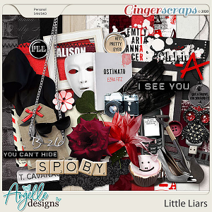 Little Liars by Angelle Designs