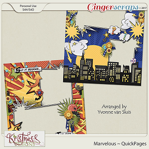 Marvelous QuickPages