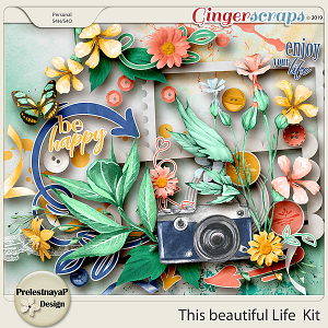 This beautiful Life Kit