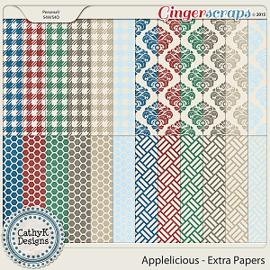 Applelicious - Extra Papers