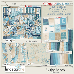 By The Beach Collection by Lindsay Jane