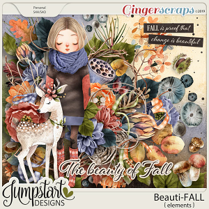 Beauti-FALL {Elements} by Jumpstart Designs