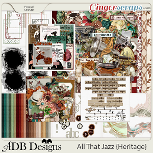 All That Jazz Bundle by ADB Designs