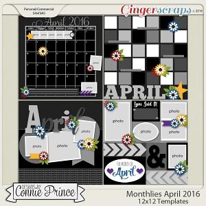 Monthlies April - 12x12 Temps (CU Ok)