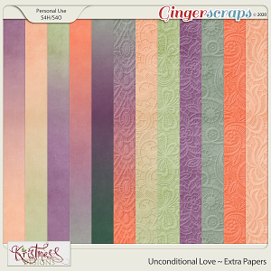 Unconditional Love Extra Papers