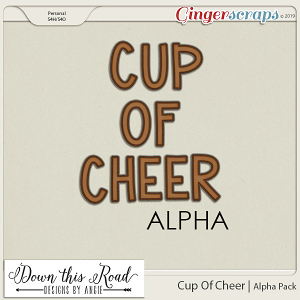 Cup Of Cheer | Alpha Pack